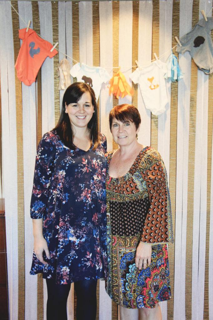 Woodland Theme Baby Shower