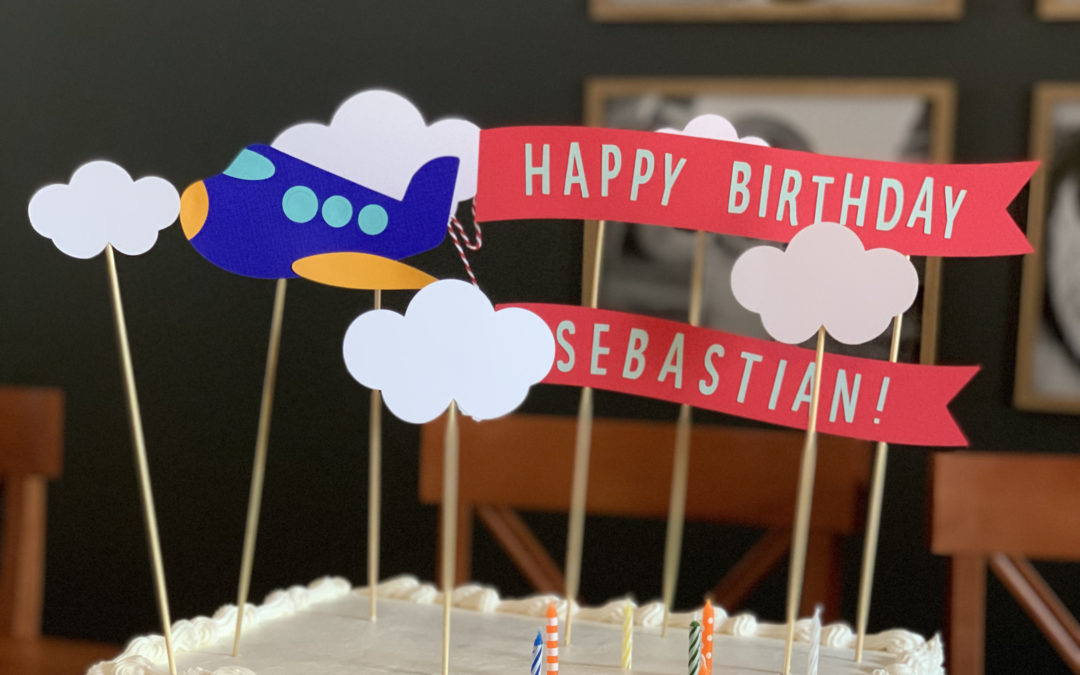 Sebastian's 2nd Birthday